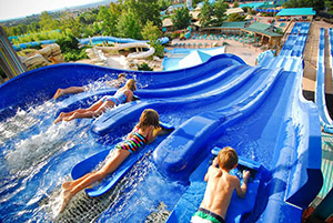 Kalani Towers, White Water, Branson Water Park