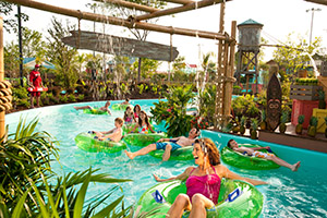 Aloha River, White Water Branson