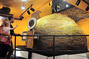 World's Largest ball of string, Ripley's Believe it or Not Branson
