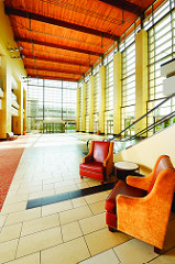 Branson Convention Center Interior