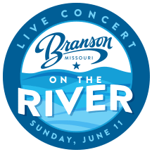 Branson is going to St. Louis on June 11 for a one-day event at Jefferson  Barracks Park! 3320e3e48