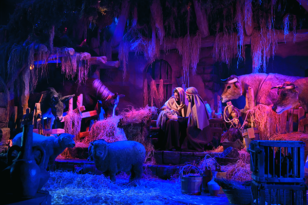 Sight And Sound Miracle Of Christmas.The Christmas Story At Sight Sound Theatres