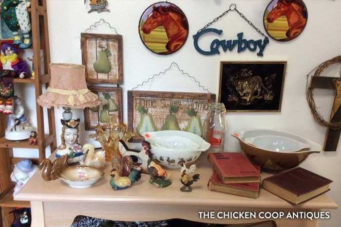 The Chicken Coop Antiques