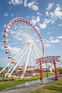 Branson Ferris Wheel at Track Family Fun Parks