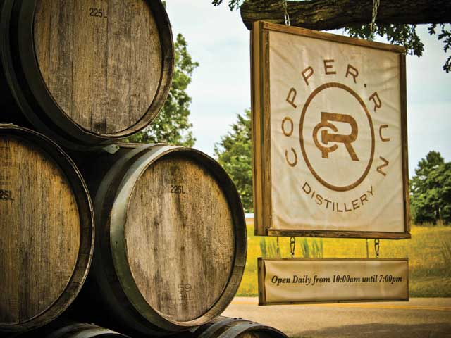 Copper Run Distillery