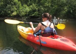 Kayaking on Lake Taneycomo | ExploreBranson com (Official Site)