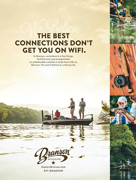Branson Marketing Creative Print Ads Explorebranson Com Official Site