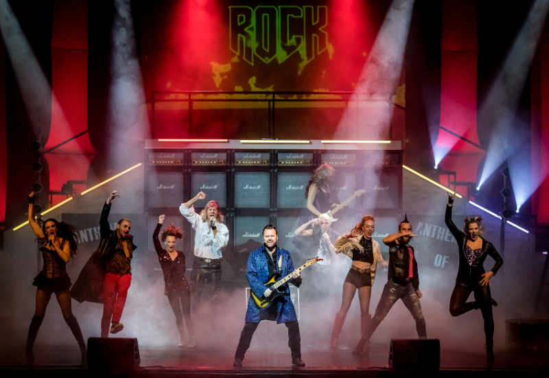 anthems of rock in branson