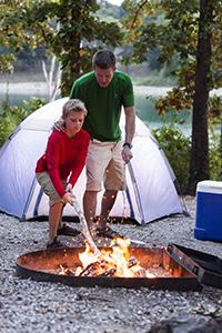 Camping in Branson, MO