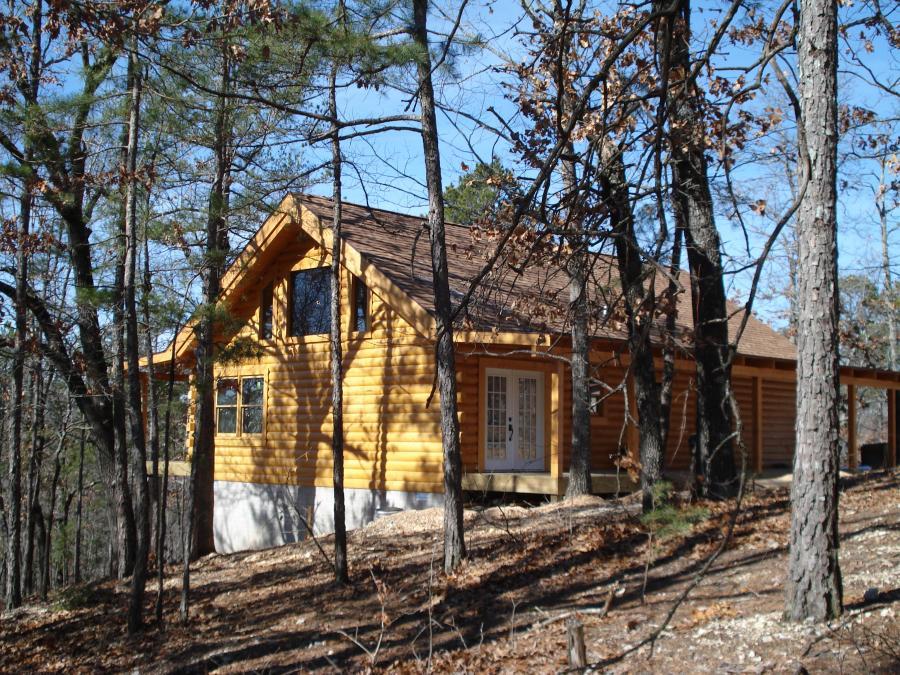 Pine Ridge Log Cabins | Explore Branson