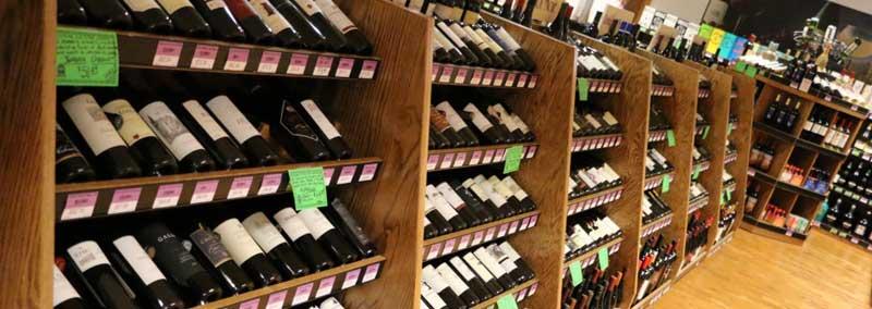 Wine at Macadoodles